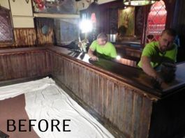 Interior Renovations in Whitefish Bay on East Side of Milwaukee